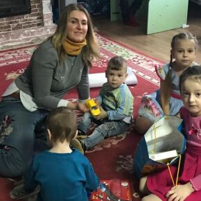 Рождественское чудо для постояльцев гостиницы «Мать и дитя»