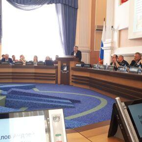 Представители Новосибирской епархии приняли участие в межведомственной комиссии по профилактике правонарушений